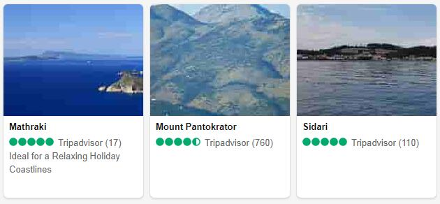 Corfu Attractions