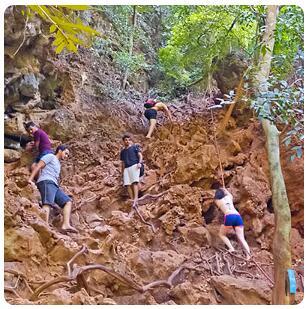Krabi as a travel destination