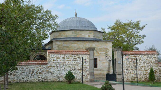 Kosovo Sultan Murad Mausoleum