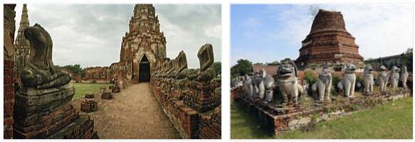 Ayutthaya Ruins (World Heritage)