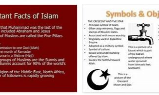 Doctrine and Main Features of Islam