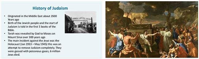 History of Judaism 1