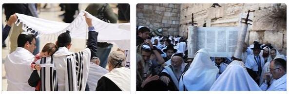 Judaism Religious Life