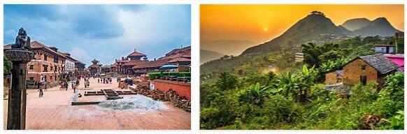 Nepal Territory